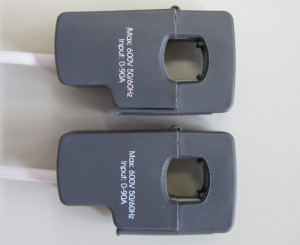 クランプ式無線電力計用90A対応クランプセンサーCTS-90
