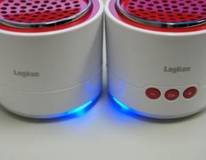 小型セパレートBTスピーカー「LBT-MPSPP50WHRD」