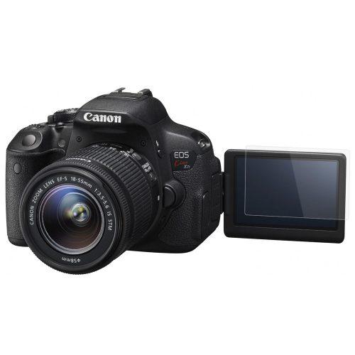 Canon Kiss X9i / X8i / X7i / X6i用 ガラスフィルム