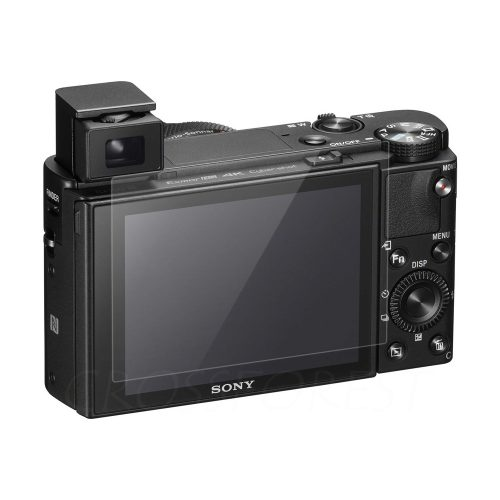 SONY RX100用 ガラスフィルム