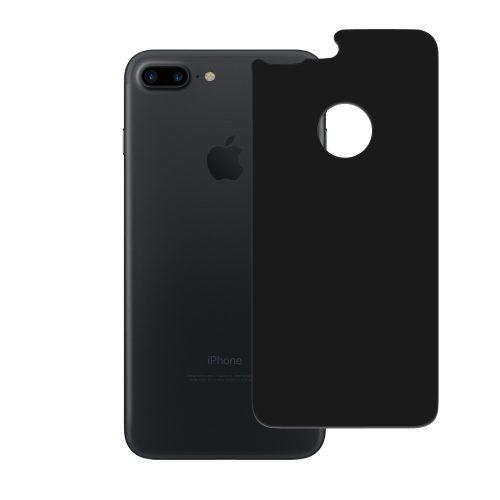 iPhone 7 Plus 背面用 ガラスフィルム アンチグレア ブラック