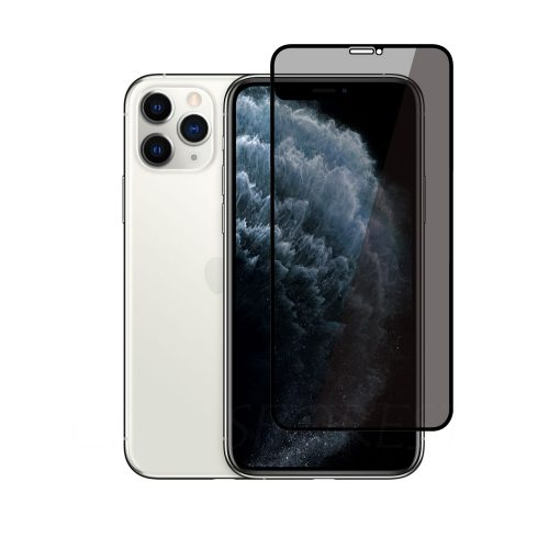 iPhone 11 Pro / Xs / X 用 180°のぞき見防止 プライバシーガラスフィルム