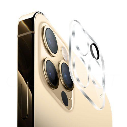 iPhone 12 Pro 用 背面 カメラ保護 ガラスフィルム